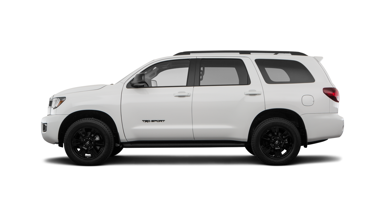 2018 Toyota Sequoia 4D Sport Utility