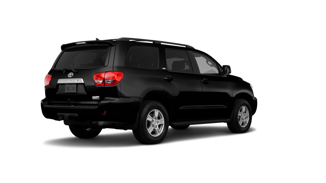 2011 Toyota Sequoia Sport Utility