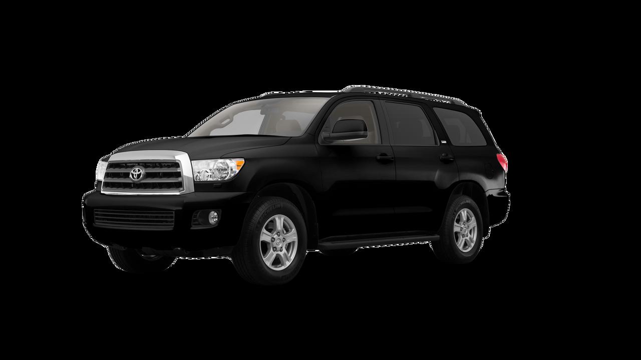 2015 Toyota Sequoia Sport Utility