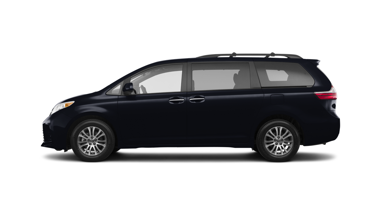 2019 Toyota Sienna 4D Passenger Van