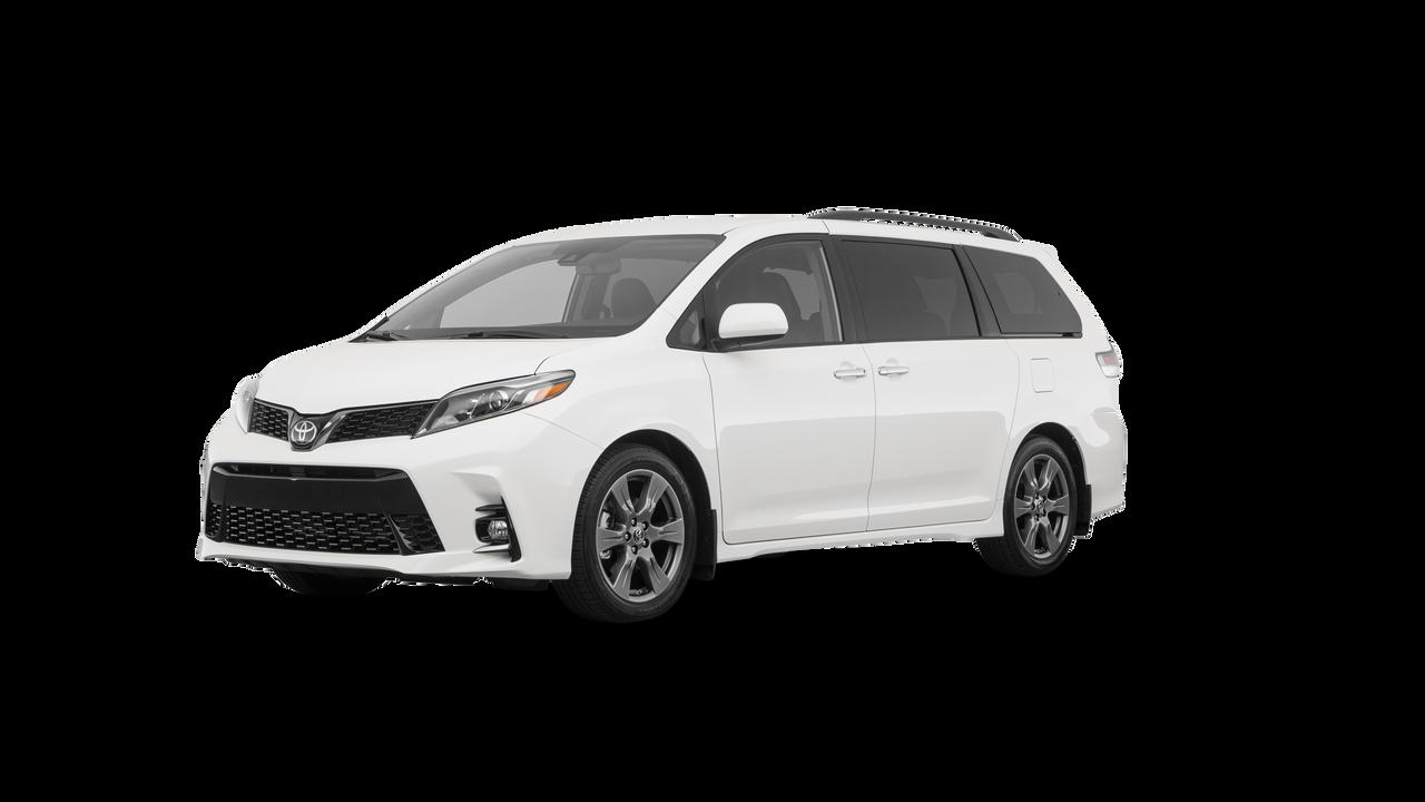 2020 Toyota Sienna Mini-van, Passenger