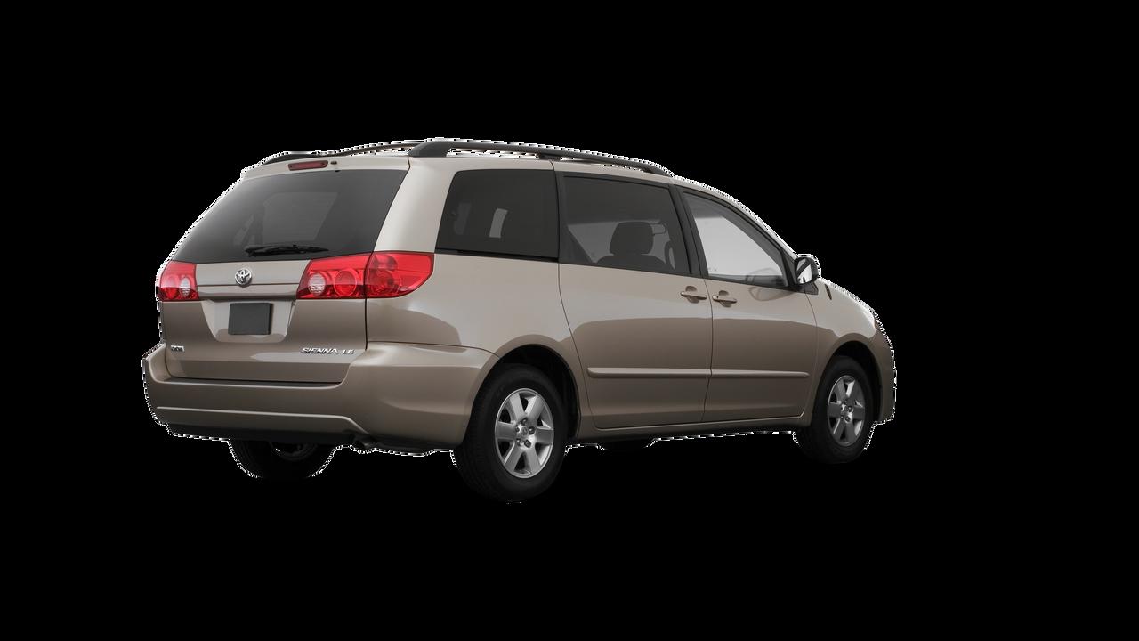 2007 Toyota Sienna Mini-van, Passenger