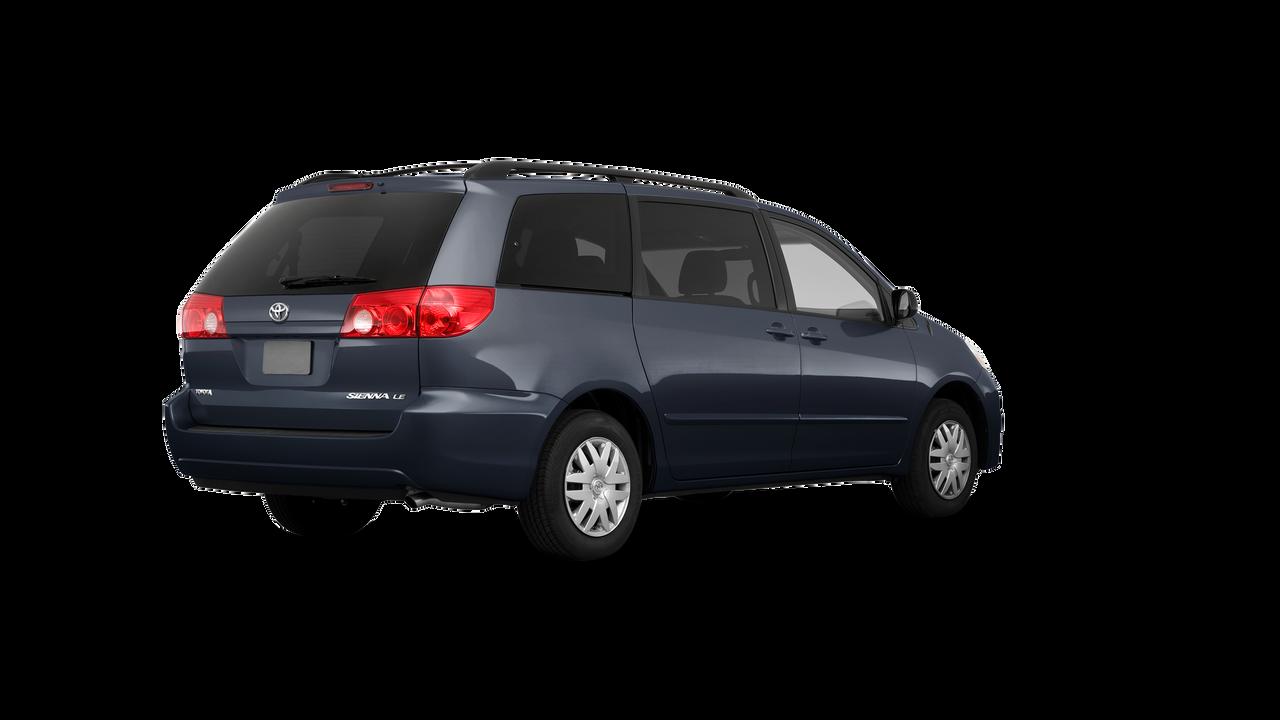 2010 Toyota Sienna Mini-van, Passenger