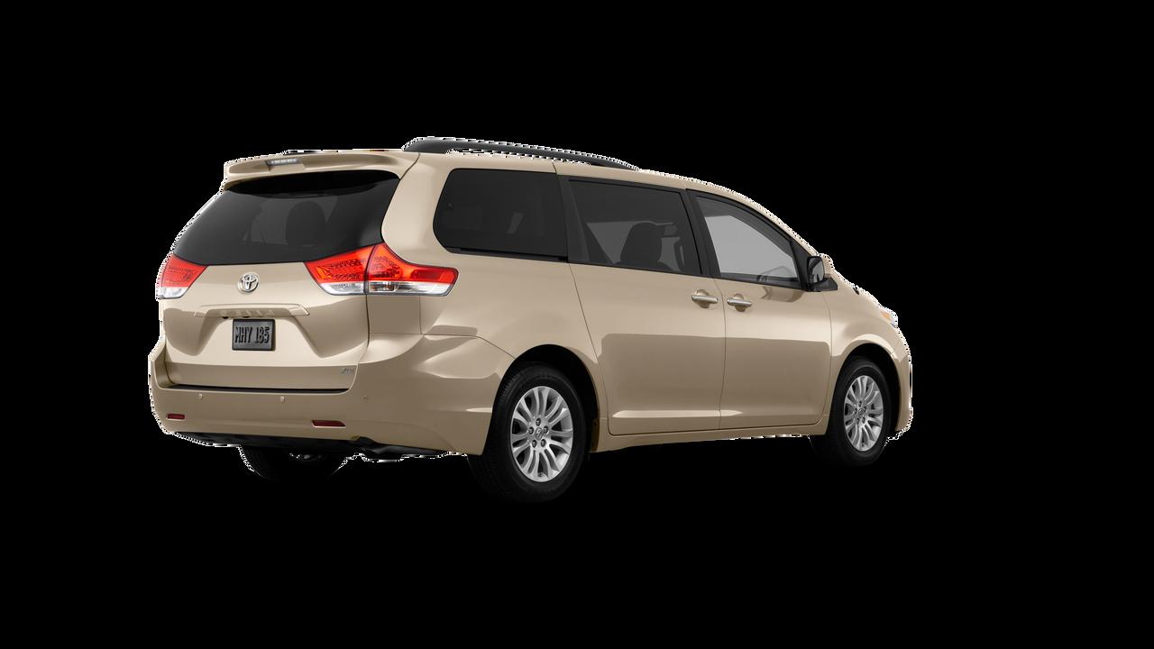 2014 Toyota Sienna Mini-van, Passenger