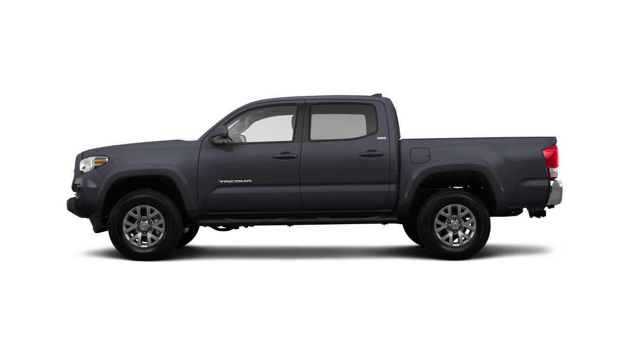 2016 Toyota Tacoma Long Bed