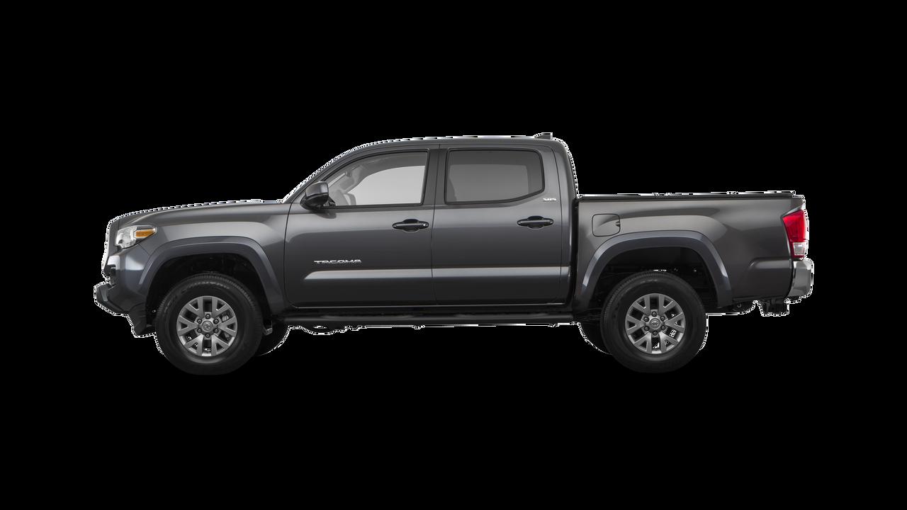 2017 Toyota Tacoma 4D Double Cab