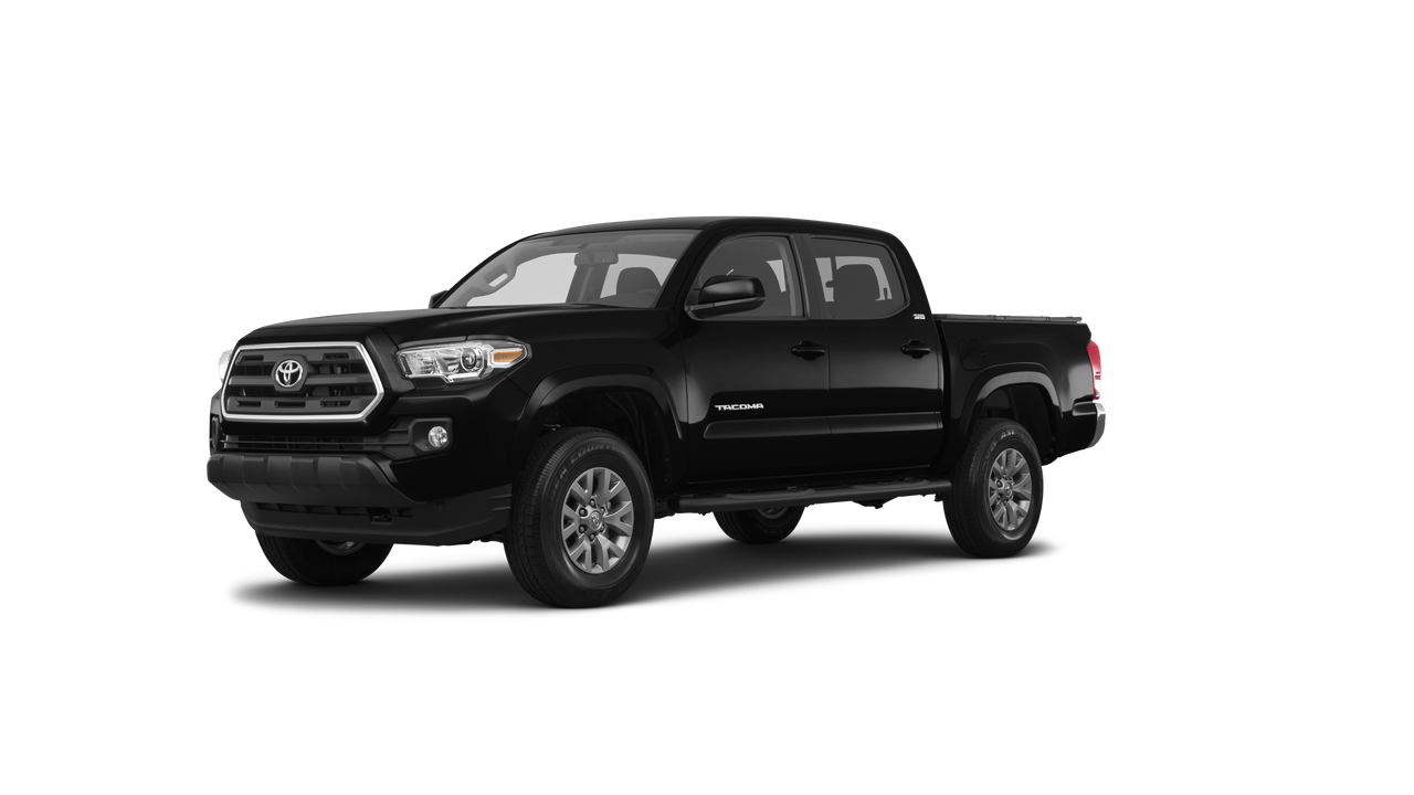 2017 Toyota Tacoma Short Bed