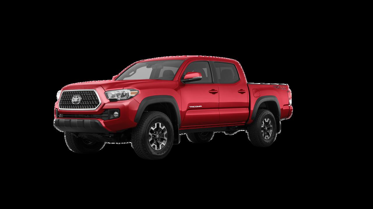 2018 Toyota Tacoma Double Cab