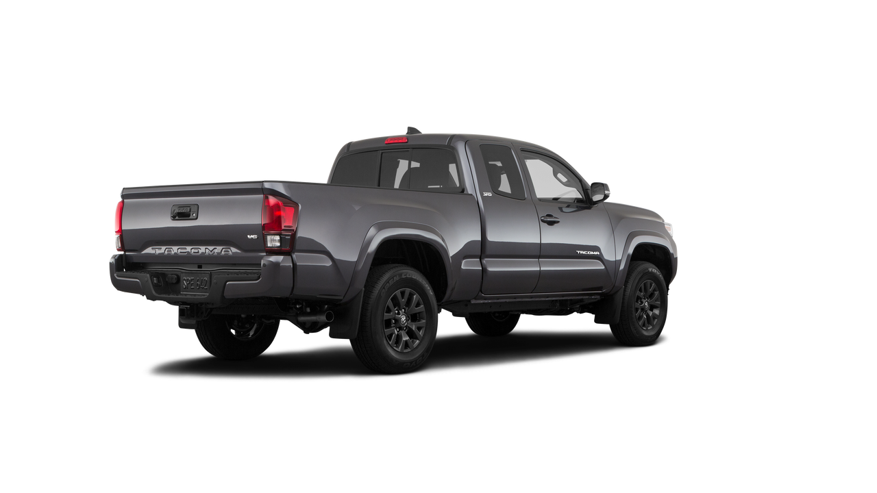 2020 Toyota Tacoma Short Bed