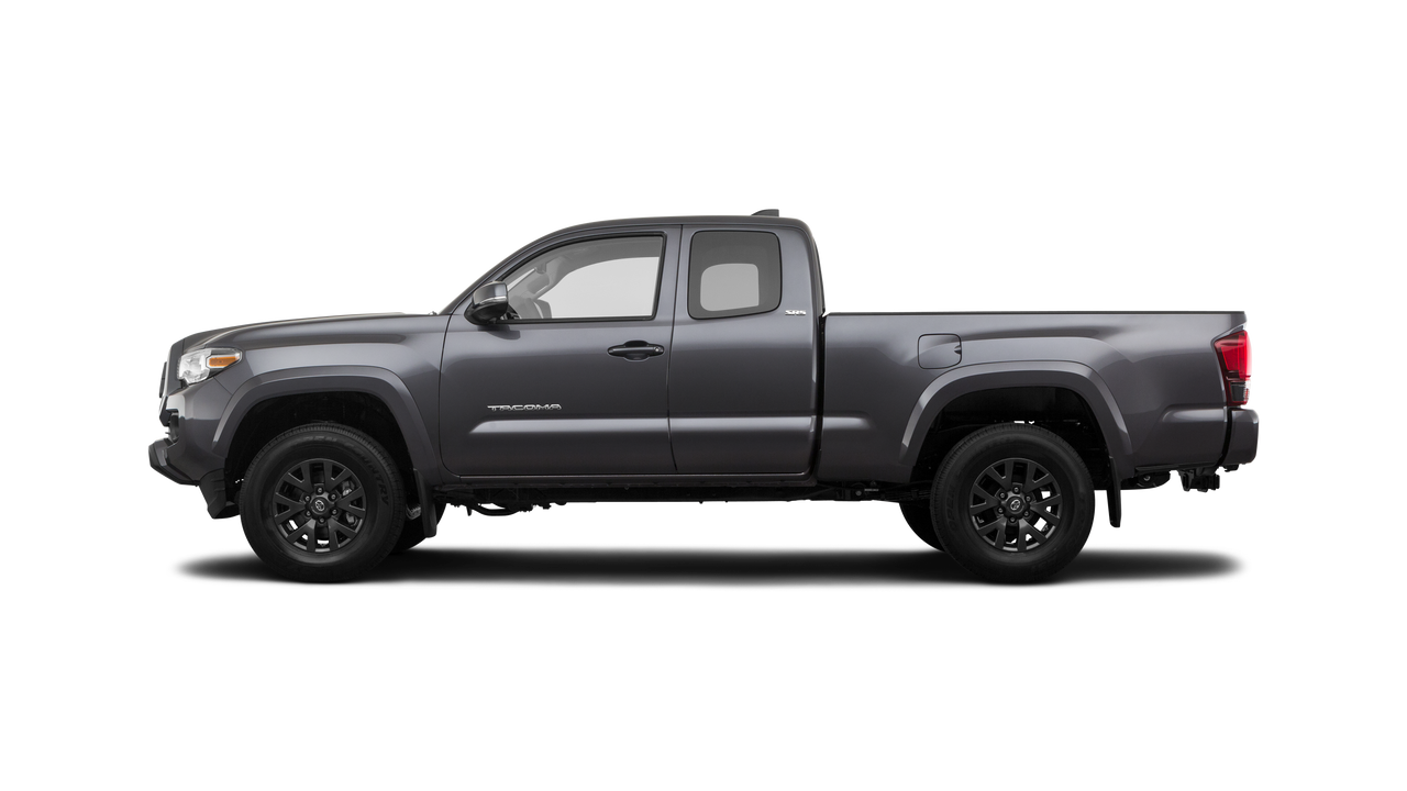 2021 Toyota Tacoma Long Bed