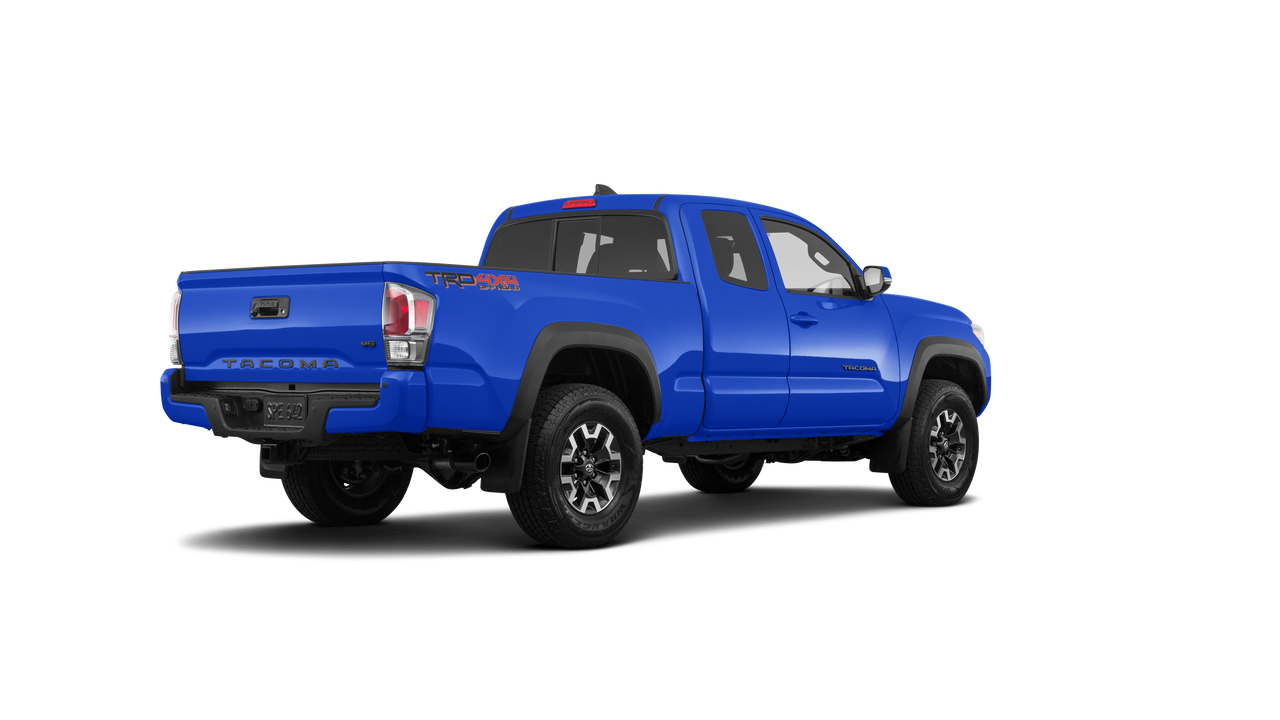 2021 Toyota Tacoma 4