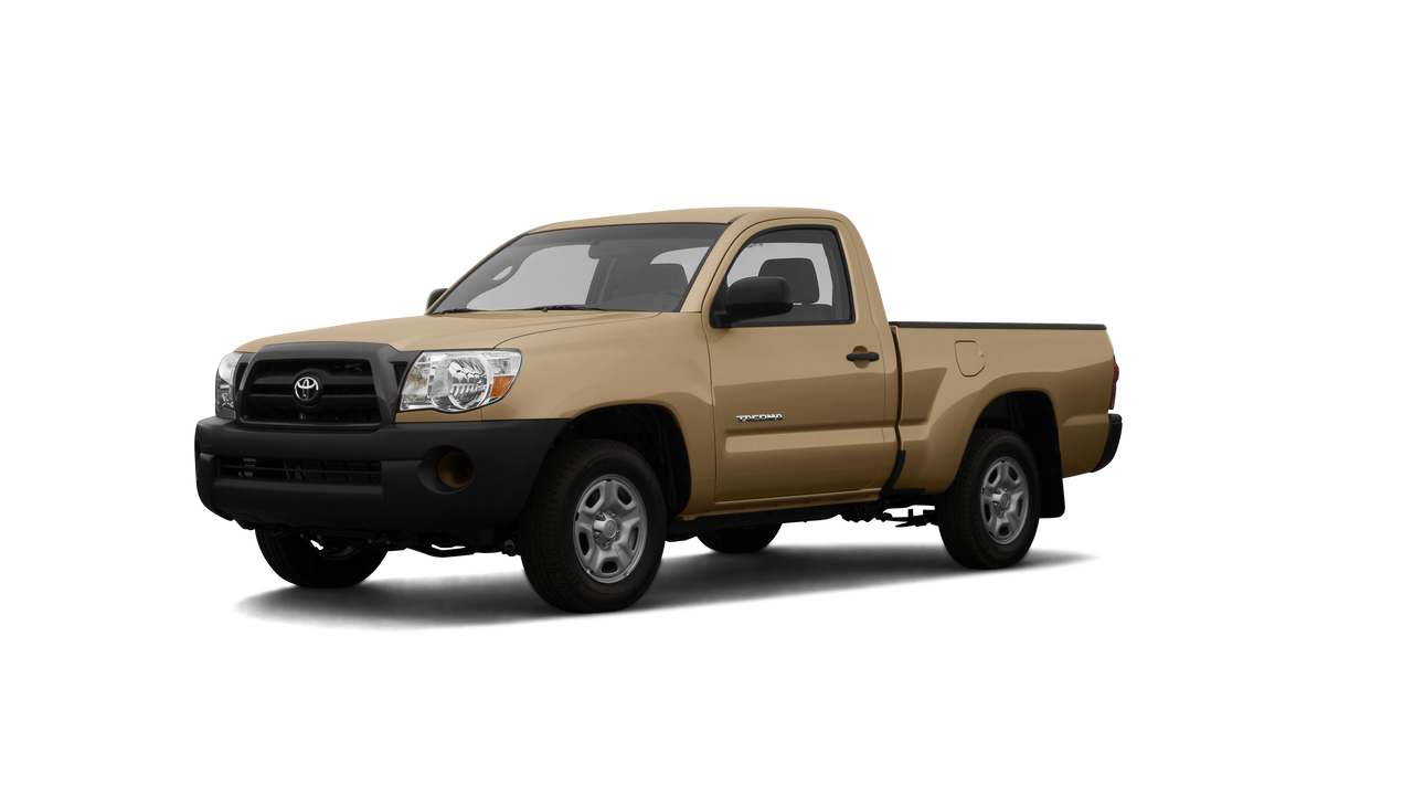 2008 Toyota Tacoma Standard Bed