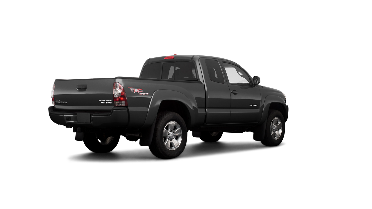 2009 Toyota Tacoma Standard Bed