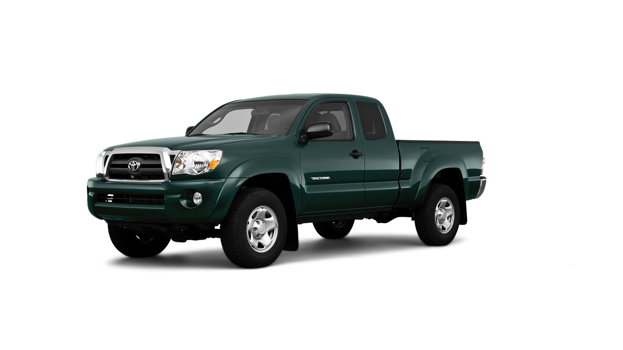 2010 Toyota Tacoma Short Bed