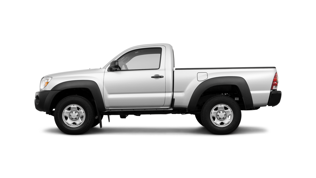 2011 Toyota Tacoma Standard Bed