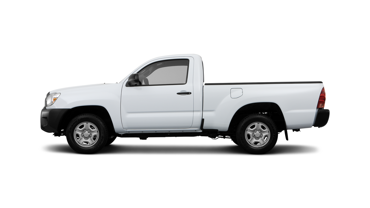 2013 Toyota Tacoma Short Bed
