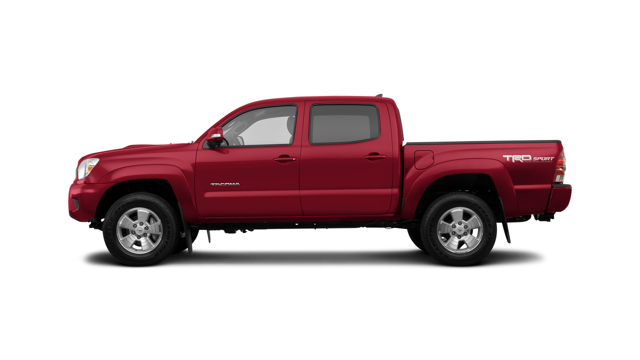 2014 Toyota Tacoma Long Bed