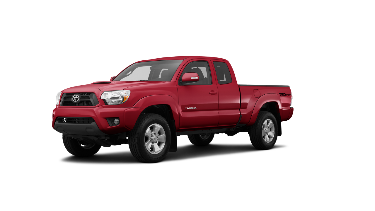 2015 Toyota Tacoma Short Bed