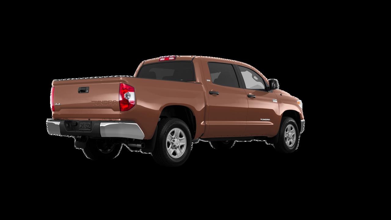 2017 Toyota Tundra Short Bed