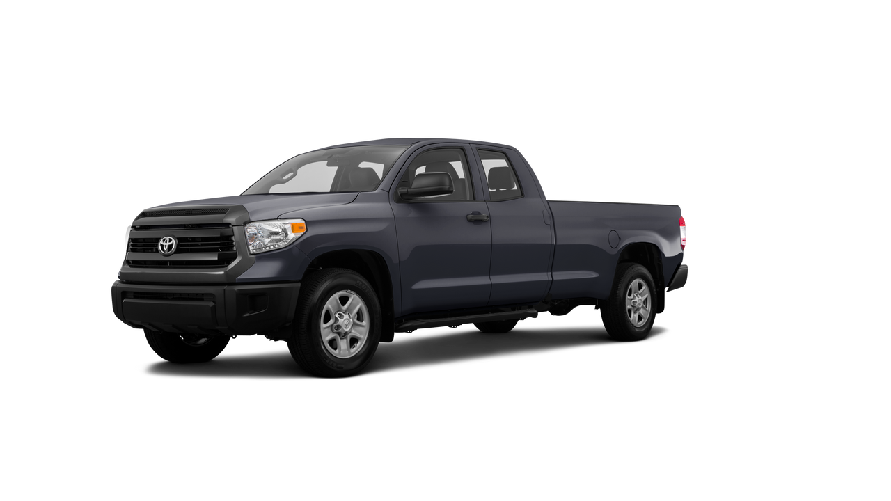 2017 Toyota Tundra Short Bed