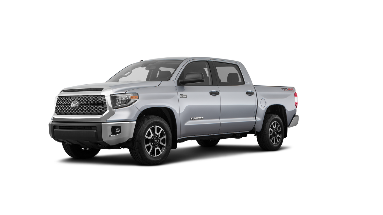 2018 Toyota Tundra Short Bed
