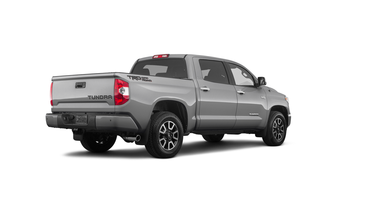 2018 Toyota Tundra 4WD Short Bed