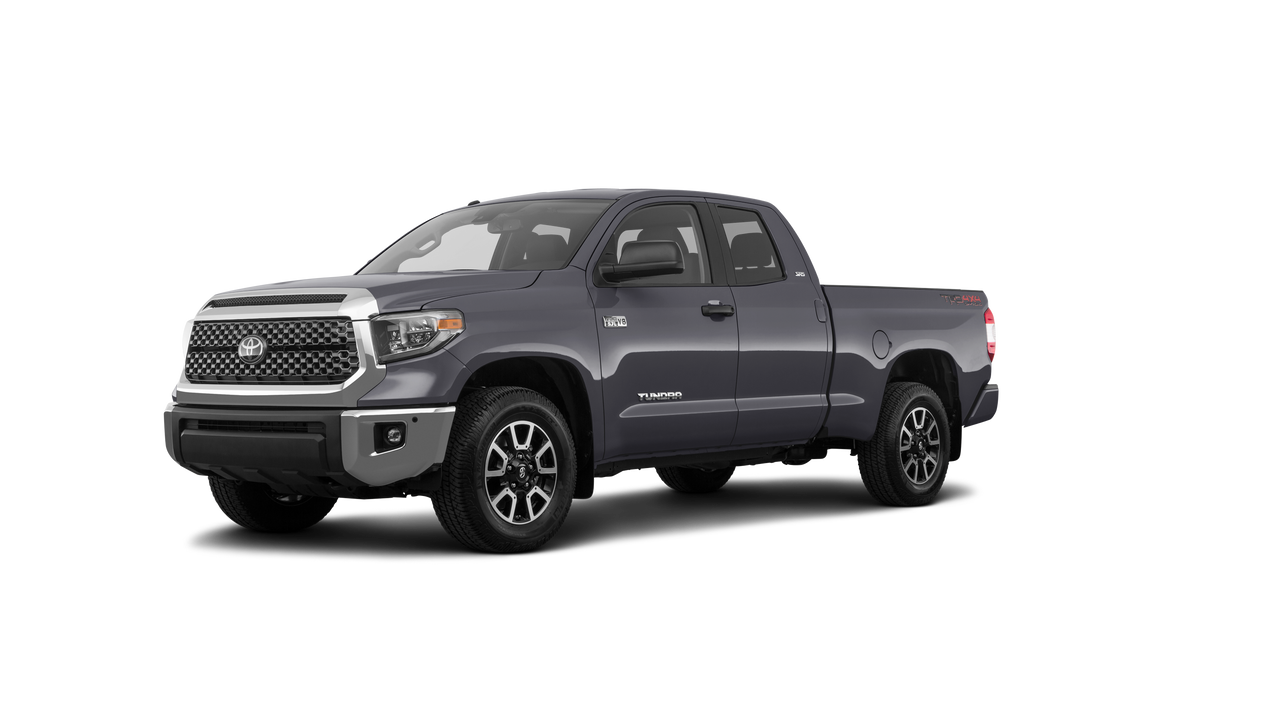 2019 Toyota Tundra 4D Double Cab