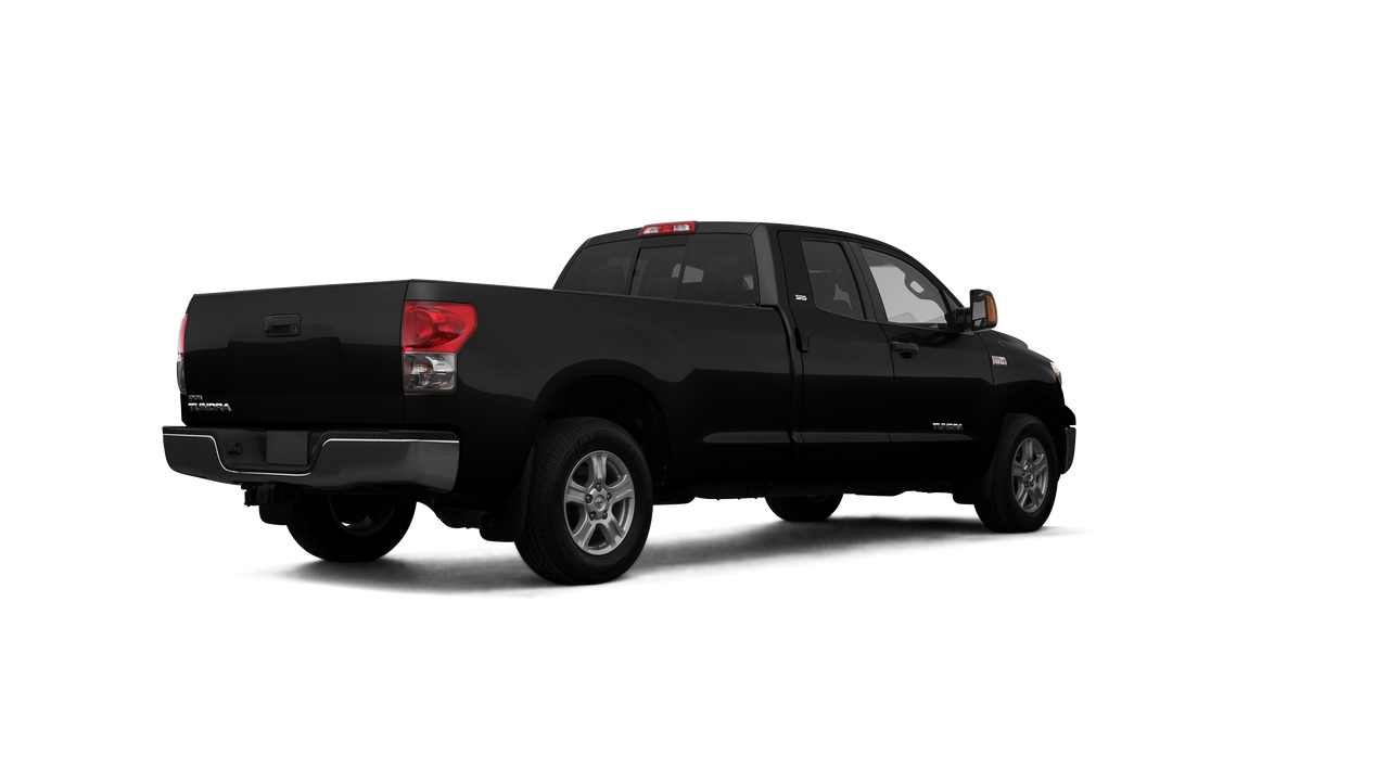 2008 Toyota Tundra Standard Bed