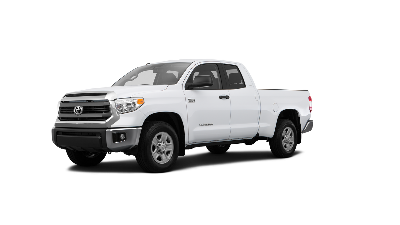 2015 Toyota Tundra Standard Bed