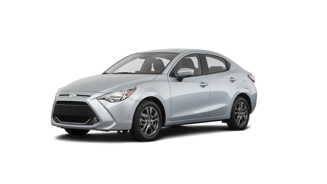 2019 Toyota Yaris 4dr Car