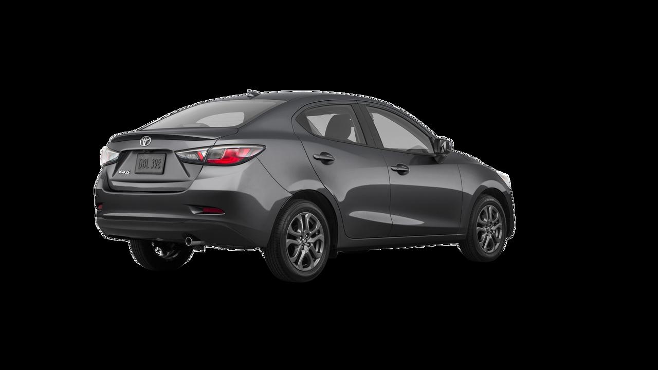 2020 Toyota Yaris 4D Sedan