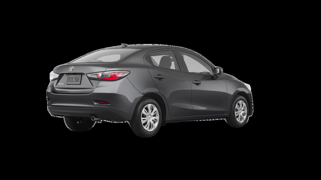 2020 Toyota Yaris 4dr Car