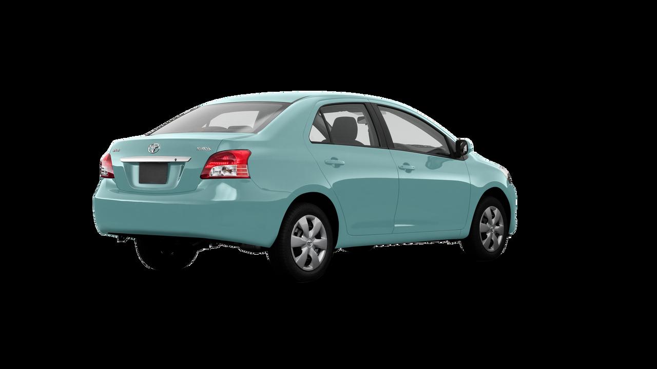 2008 Toyota Yaris 4dr Car