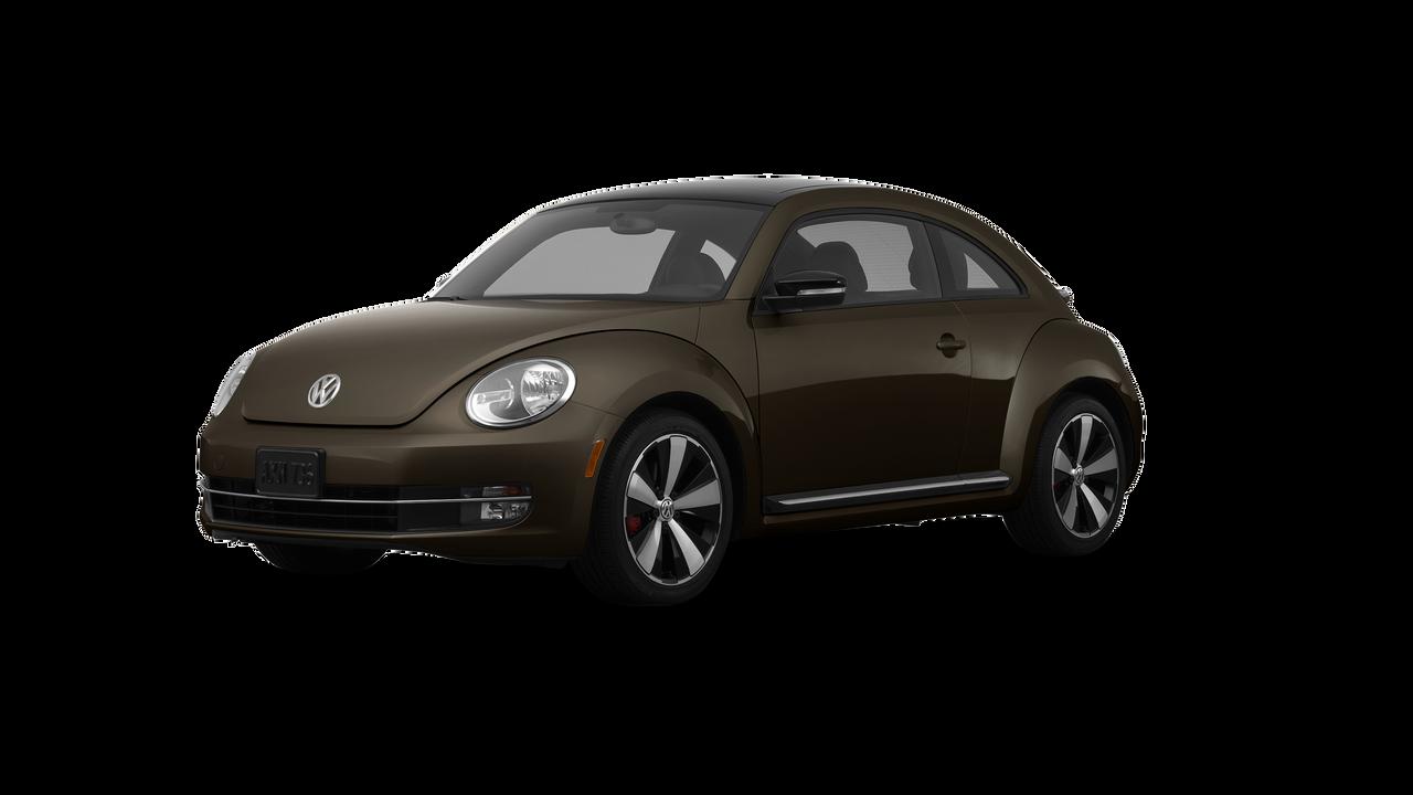 2012 Volkswagen Beetle 2dr Car