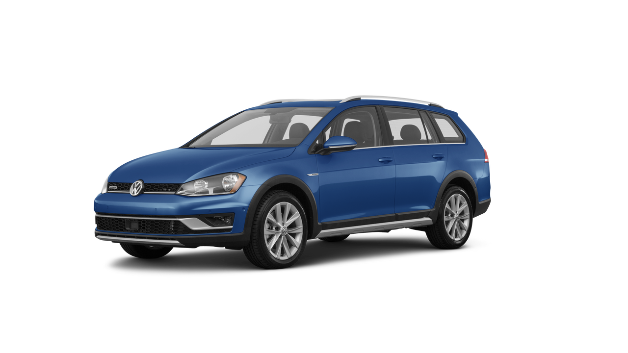 2017 Volkswagen Golf Alltrack Station Wagon