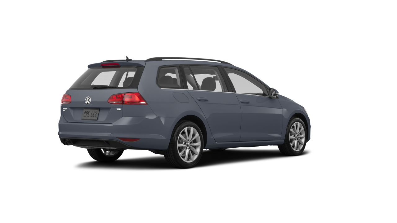2017 Volkswagen Golf SportWagen Station Wagon
