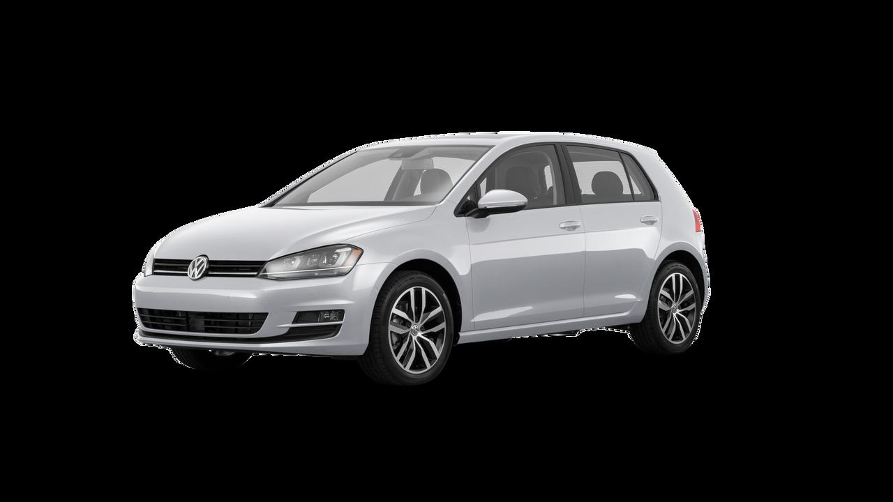 2016 Volkswagen Golf Hatchback