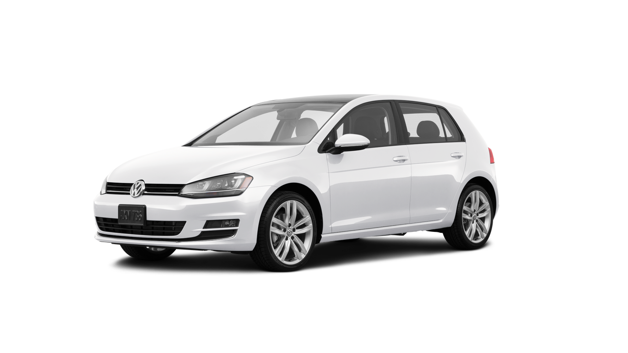 2015 Volkswagen Golf 4D Hatchback