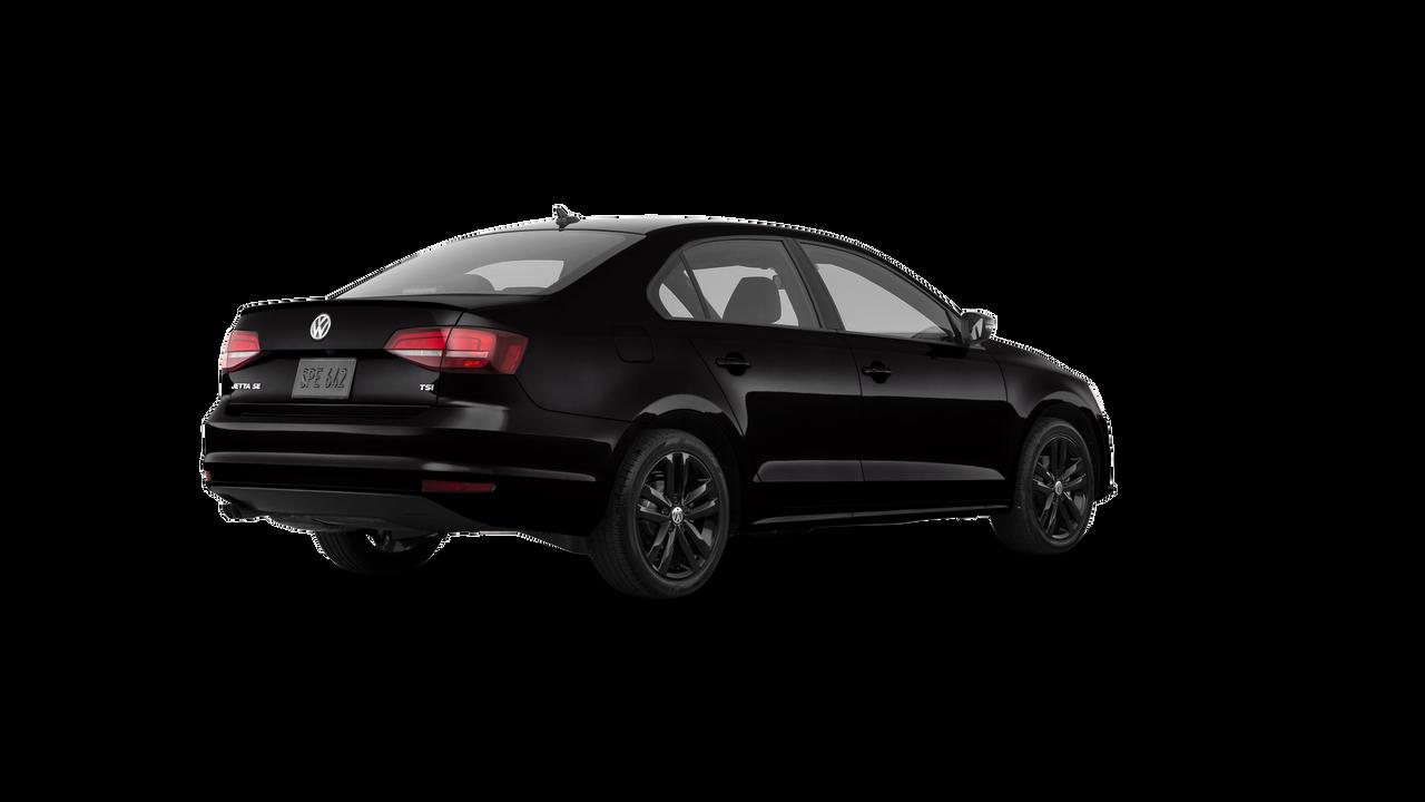 2018 Volkswagen Jetta 4D Sedan