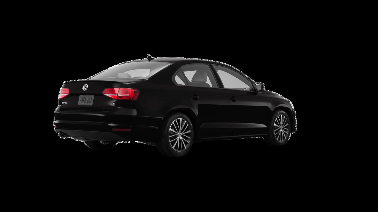 2015 Volkswagen Jetta Sedan 4dr Car