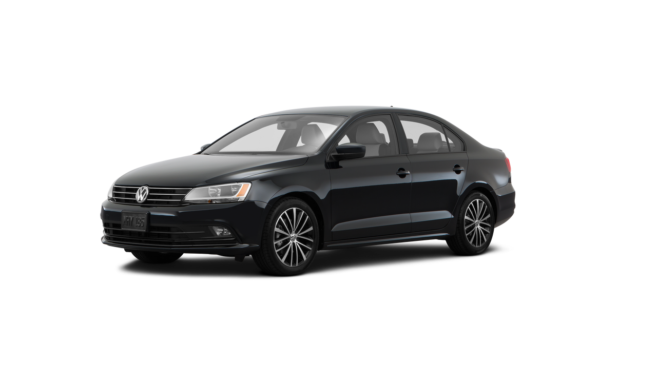2015 Volkswagen Jetta 4dr Car