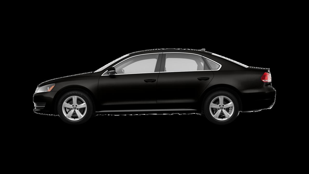 2013 Volkswagen Passat 4dr Car