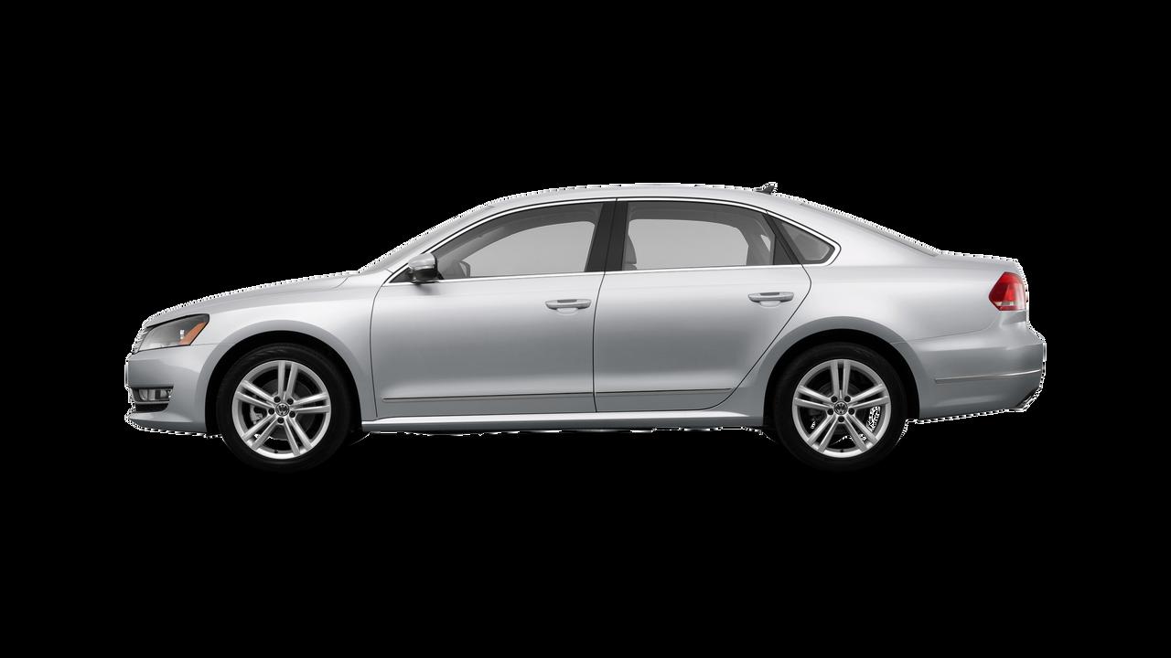 2014 Volkswagen Passat 4dr Car