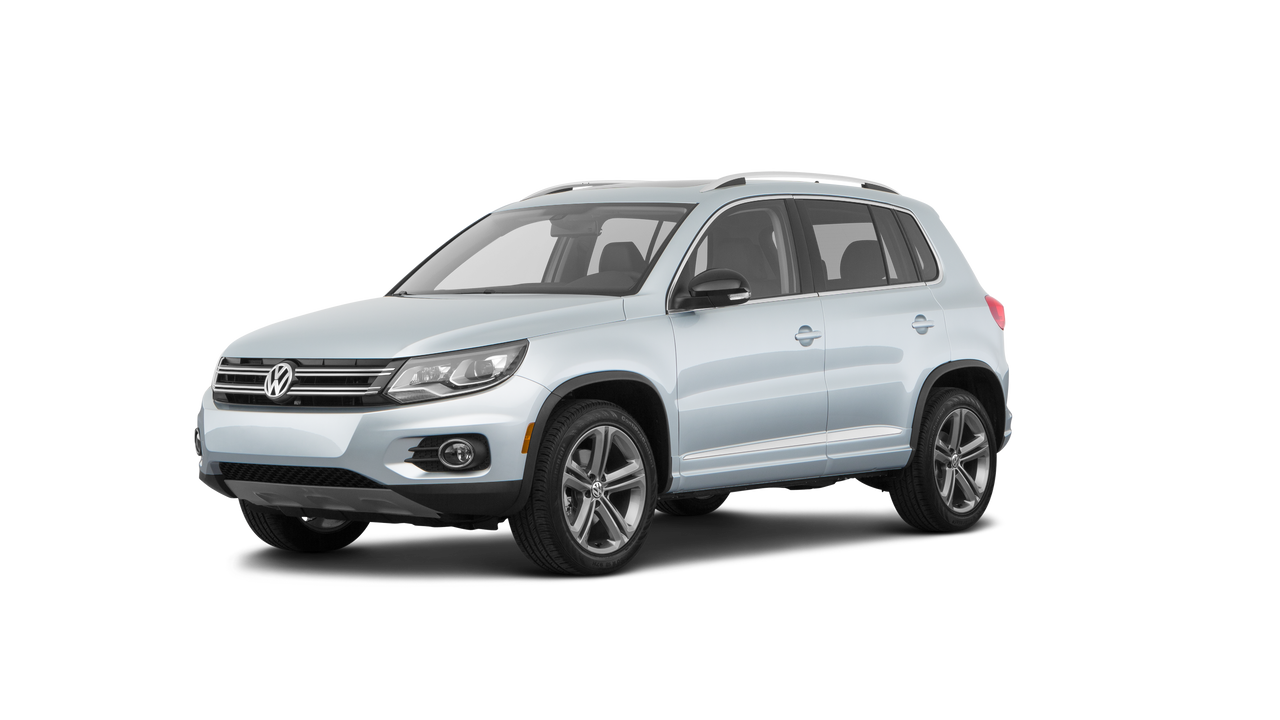 2017 Volkswagen Tiguan Sport Utility