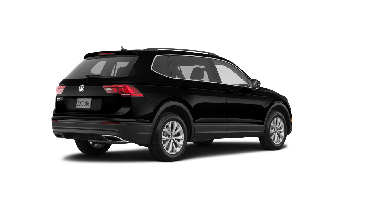 2019 Volkswagen Tiguan Sport Utility