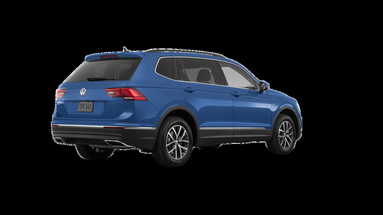 2021 Volkswagen Tiguan Sport Utility