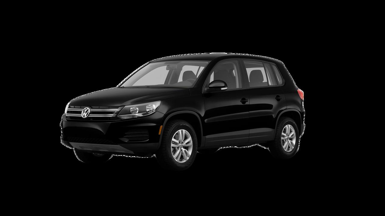 2012 Volkswagen Tiguan Sport Utility