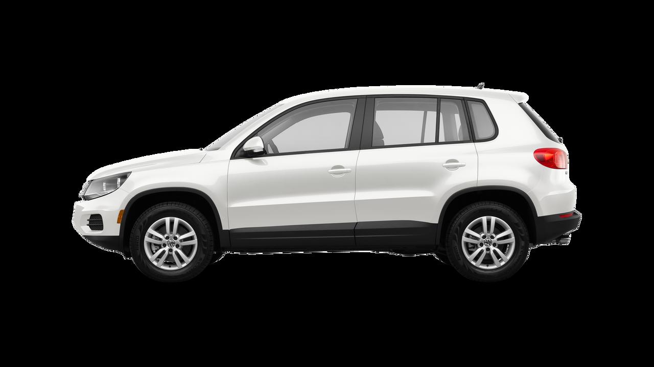 2013 Volkswagen Tiguan Sport Utility