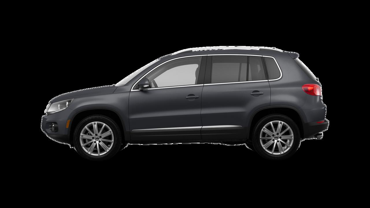 2014 Volkswagen Tiguan Sport Utility