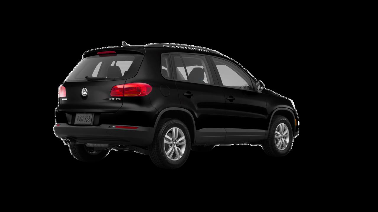 2015 Volkswagen Tiguan 4D Sport Utility